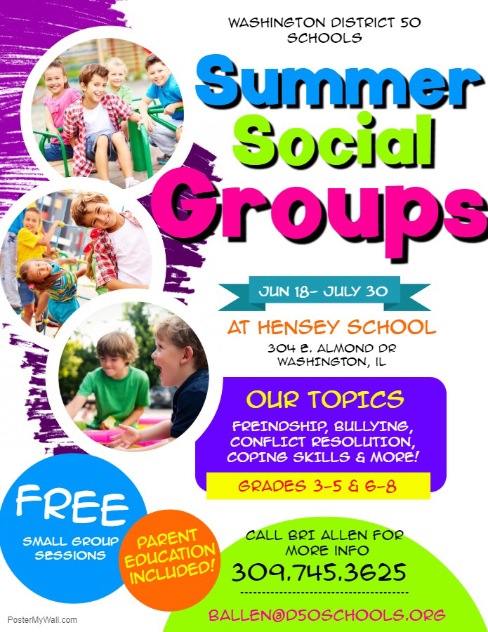Summer Social Group