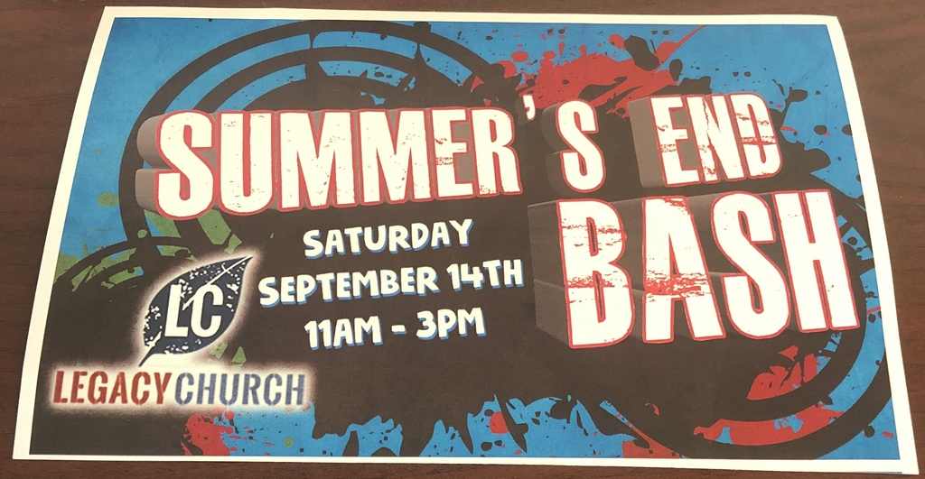 Summer's End Bash