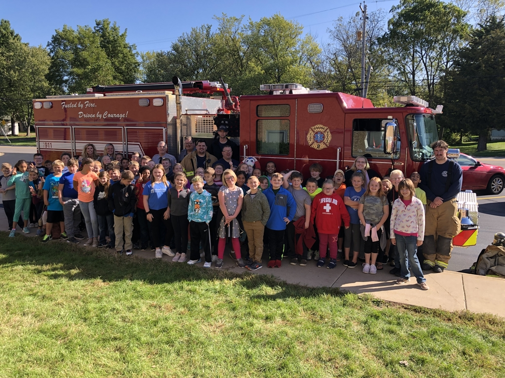 4th Grade 2019-2020 Fire Safety