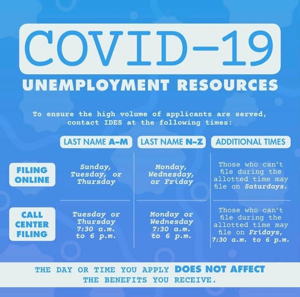 Unemployment resource